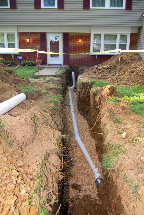 Count on us when you have any sort of drainage related issues